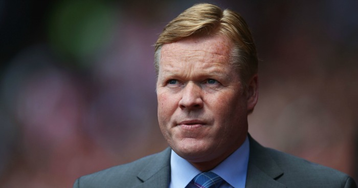 Ronald Koeman: Signs contract at Everton to 2019