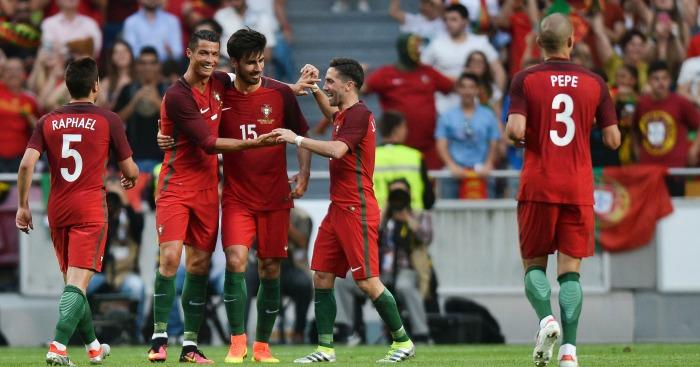 Portugal: Won 7-0