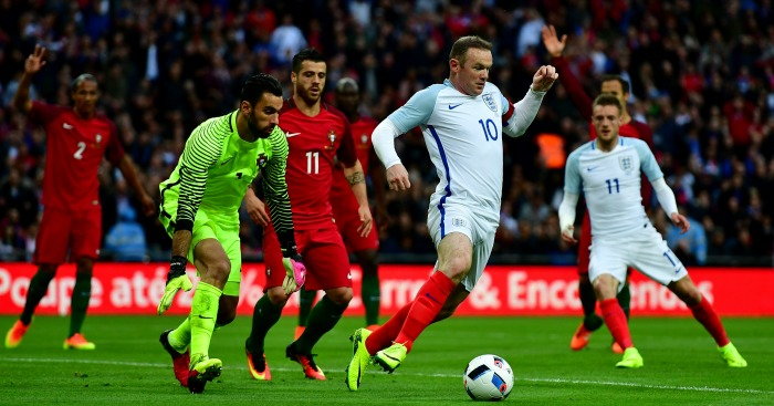 Wayne Rooney: Says England will have to improve at Euro 2016