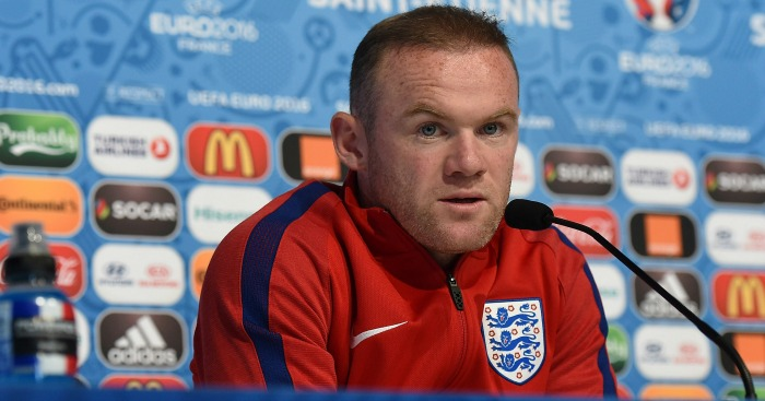 "Wayne Rooney: Backed England to ""go far"""