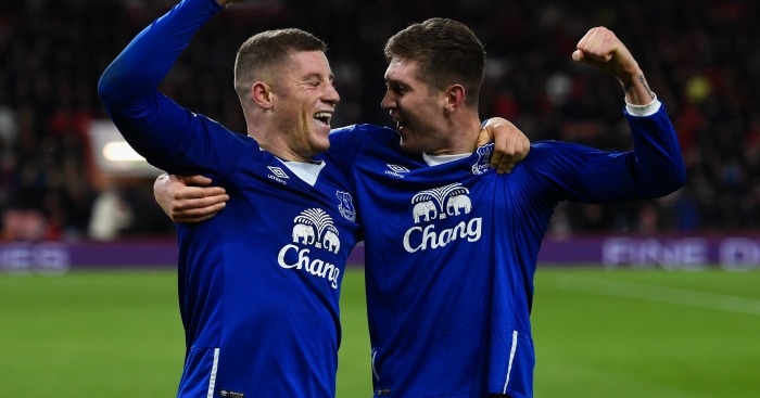Ross Barkley & John Stones: No longer club mates