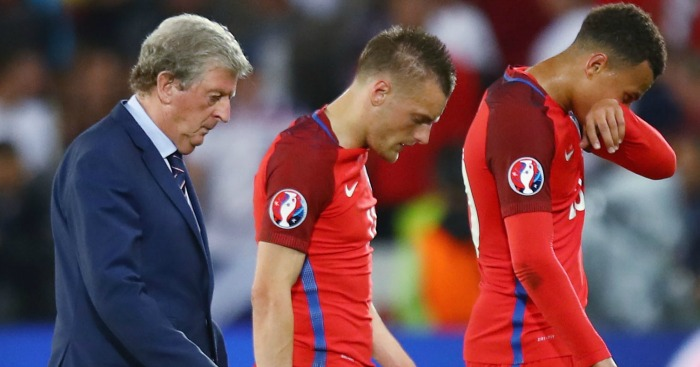 Roy Hodgson: Has come in for some criticism