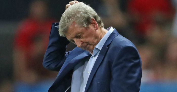 Roy Hodgson England 4