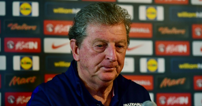 Roy Hodgson: Keen to extend stay as England coach