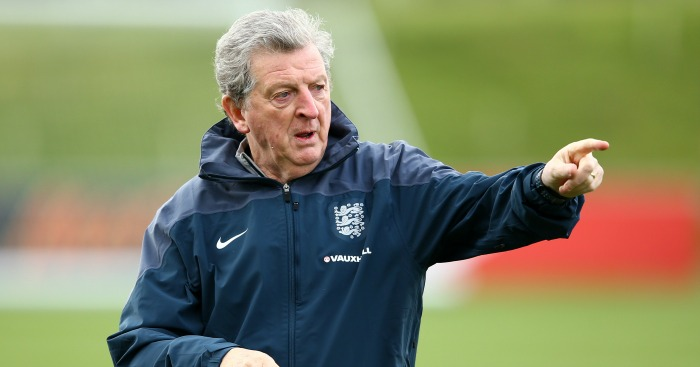 Roy Hodgson: Preparing to face Iceland