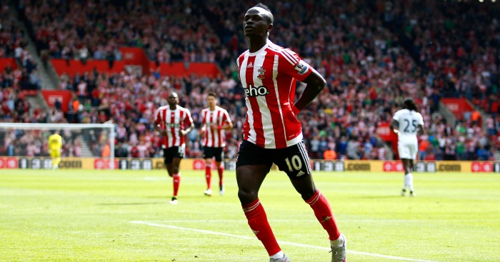Sadio Mane: Forward set for Liverpool medical