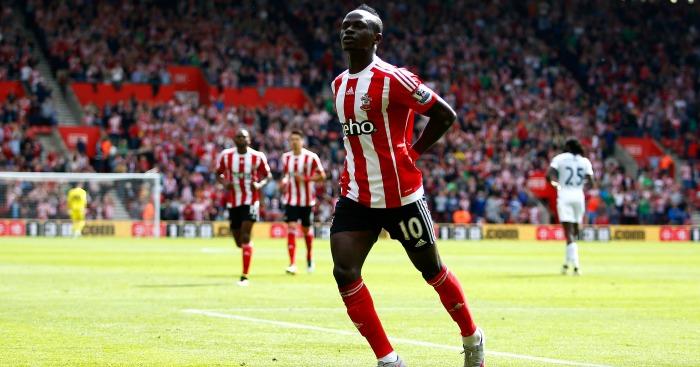 Sadio Mane: Forward set for Liverpool medical