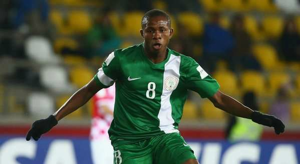 Samuel Chukwueze: Arsenal move has hit the buffers
