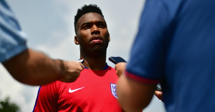 Daniel Sturridge: In confident mood