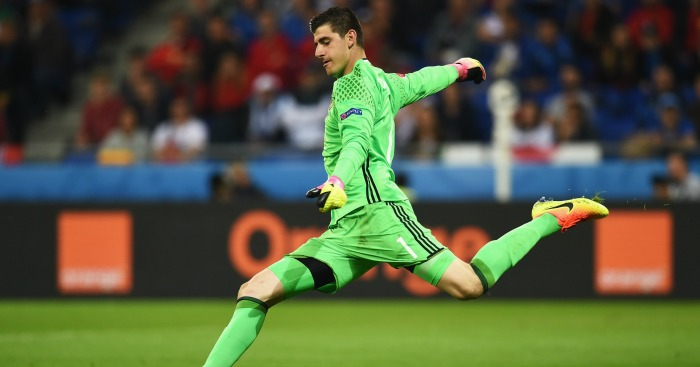 Thibaut Courtois: Could leave Chelsea