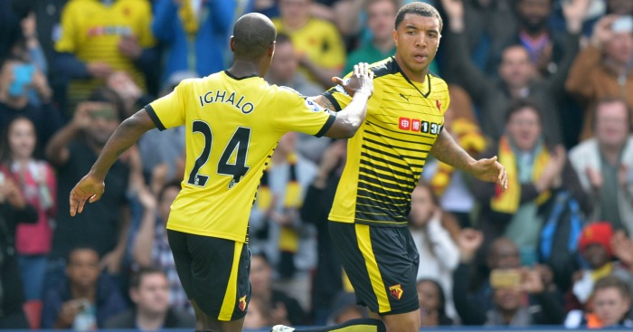 Troy Deeney: Striker wanted by Leicester