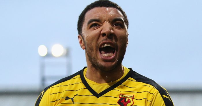 Troy Deeney: Wanted by champions Leicester