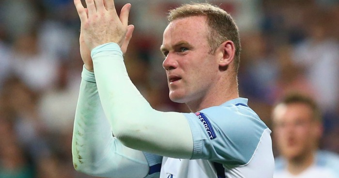 Wayne Rooney: Has no plans to walk away