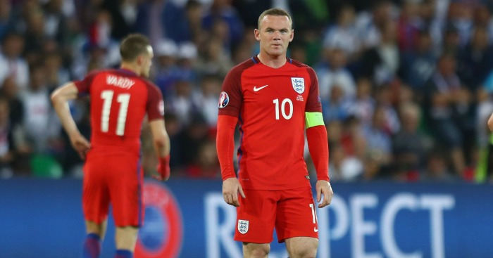 Wayne Rooney: Captain believes England have been unlucky