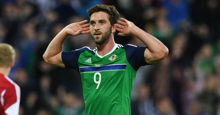 Will Grigg: Continues to take the world by storm