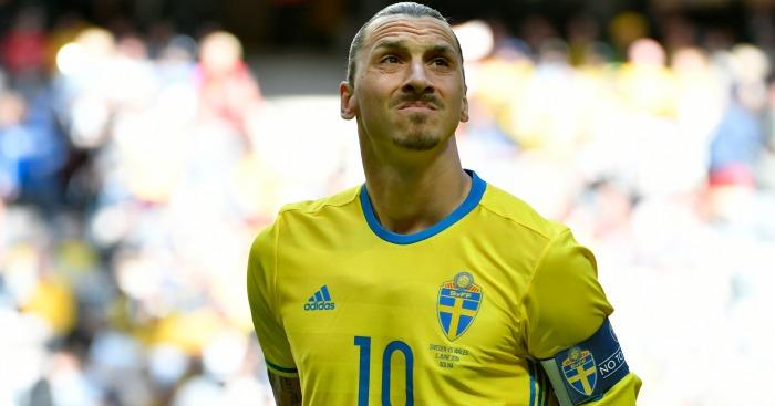 Zlatan Ibrahimovic Sweden 1