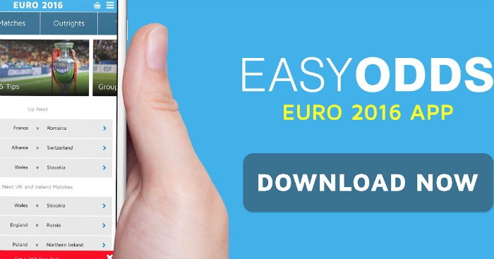 Easyodds: Download the 2016 app