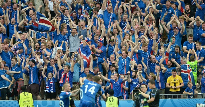 Iceland: Finished second in group F.