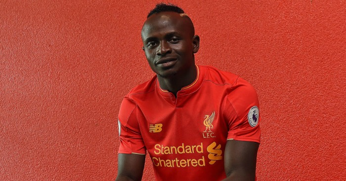 Sadio Mane: Moved to Liverpool this summer