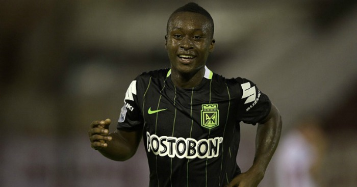 Marlos Moreno: Linked with move to Man City.