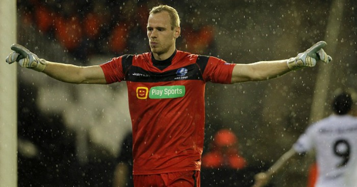 Matz Sels: Expected to sign for Newcastle.