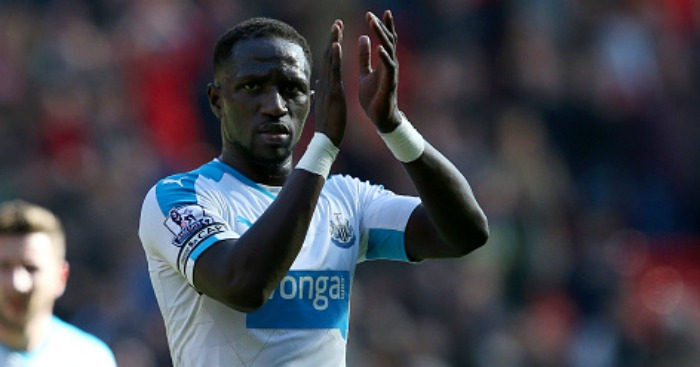 Moussa Sissoko: Linked with move away from Newcastle..