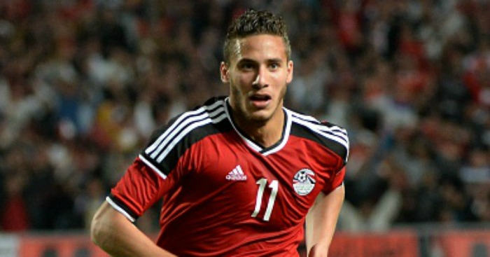 Ramadan Sobhi: Exciting young Egyptian talent