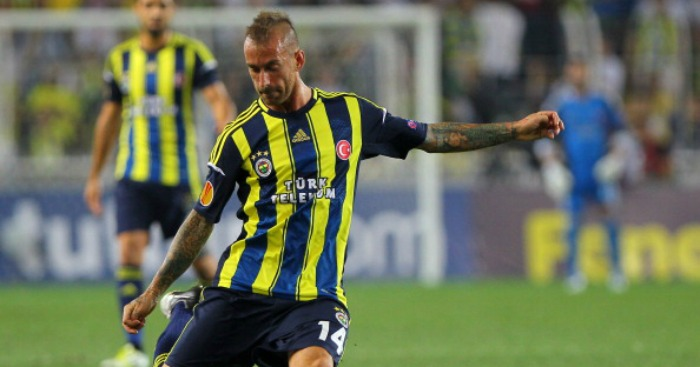 Raul Meireles: Linked with return to Premier League.
