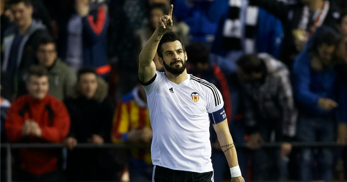 Alvaro Negredo: Striker won Premier League at Man City