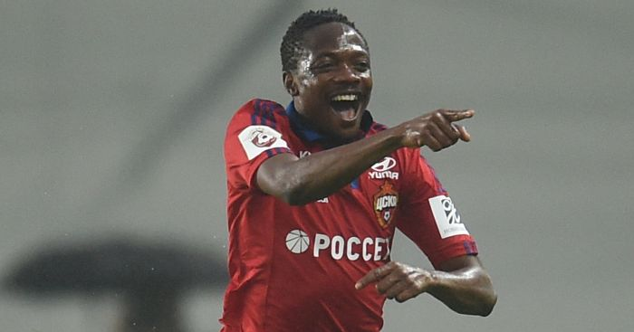 Ahmed Musa: Joins on four-year deal