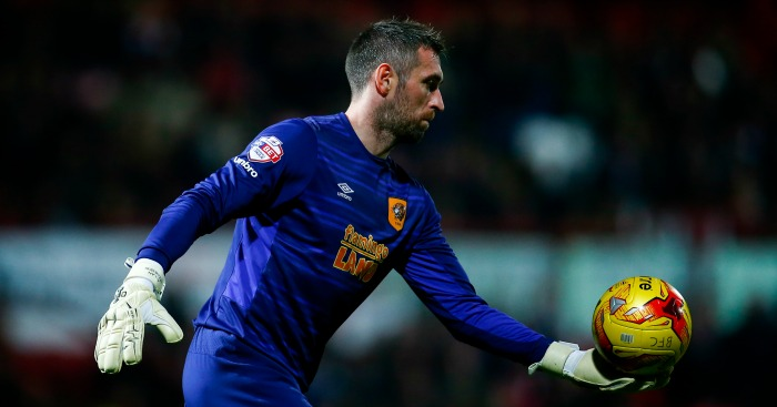 Allan McGregor: Out for six months with back problem