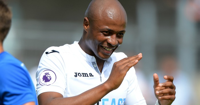 Andre Ayew: Swansea star wanted by PL big-hitters