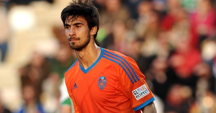 Andre Gomes: Tipped for switch to Real Madrid
