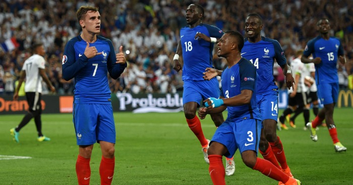 Antoine Griezmann: Player of the Tournament