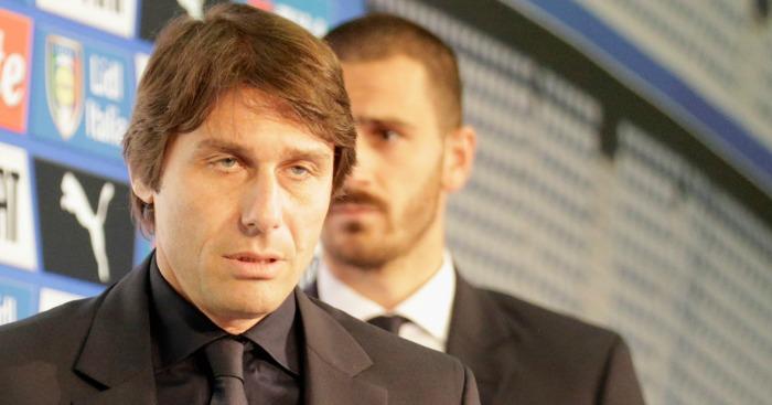 Antonio Conte: 'When he speaks, people listen'