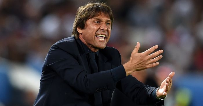 Antonio Conte: Will have small break before starting