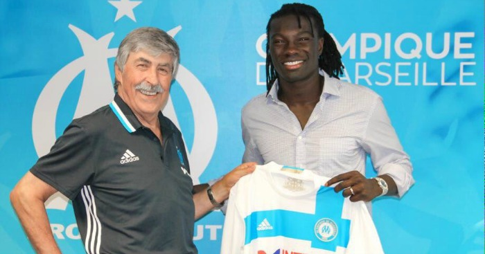 Bafetimbi Gomis: Striker has joined Marseille from Swansea
