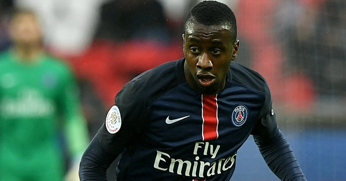 Blaise Matuidi: Linked with a number of European clubs