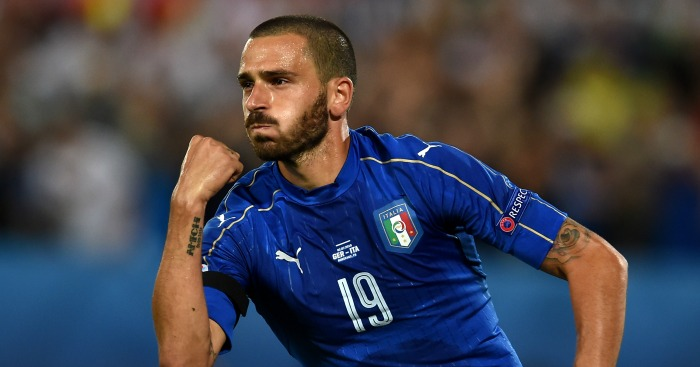 Leonardo Bonucci: On United's radar