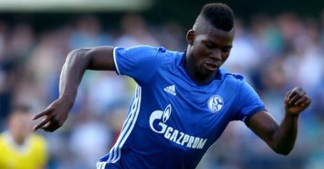 Breel Embolo: Joined Schalke from Basel