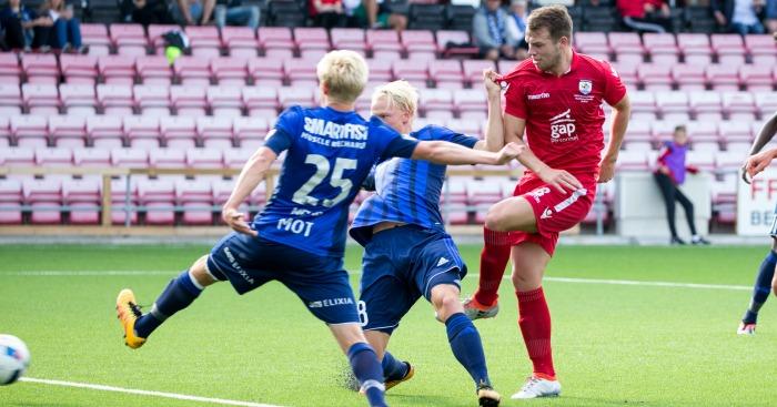 Callum Morris goal
