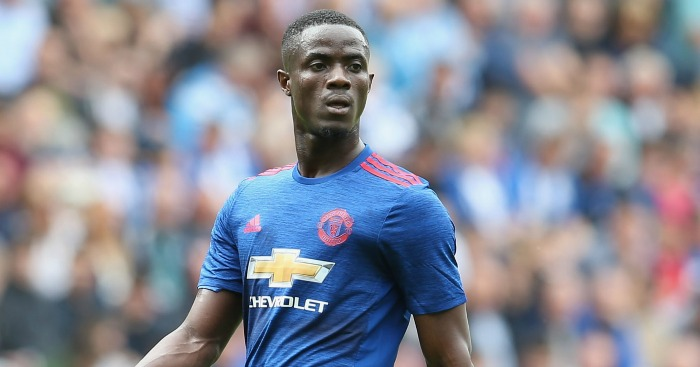 Eric Bailly: Joined Man Utd from Villarreal