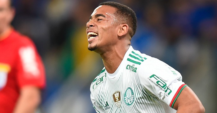 Gabriel Jesus: Linked with Man Utd & Inter Milan