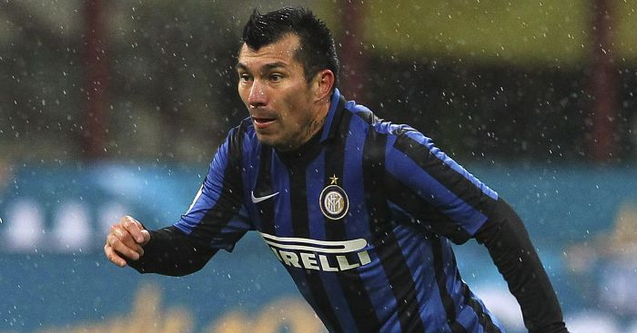 Gary Medel: on Liverpool's radar