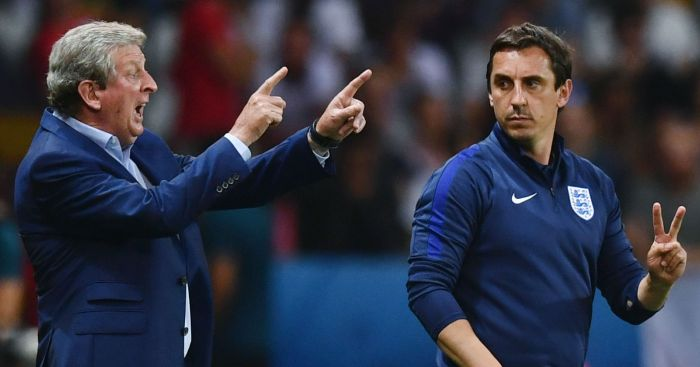 Gary Neville: Stepped down from England role