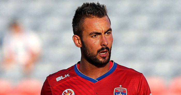 Mark Birighitti: Signed to swell Swans ranks