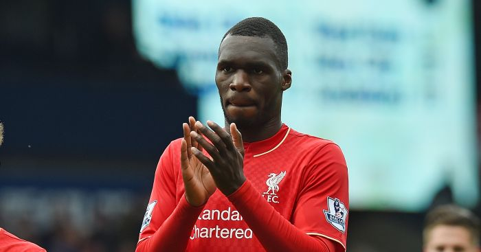Christian Benteke: Signs four-year deal at Crystal Palace