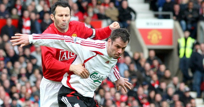 Giggs & Carragher: Record breakers at Man Utd & Liverpool