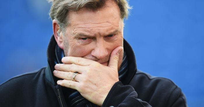Glenn Hoddle: Interested in England job