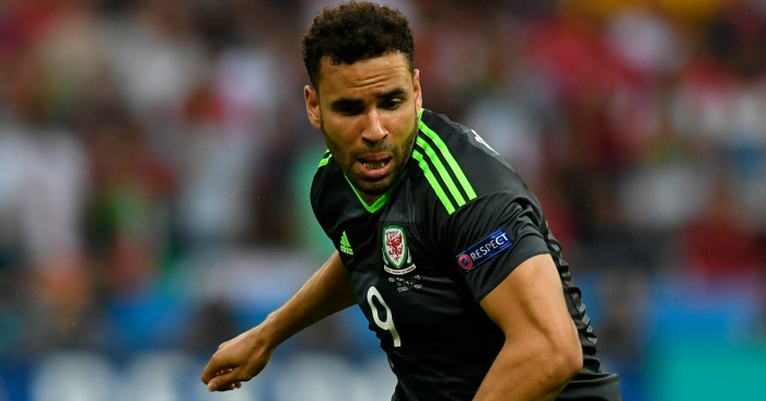 Hal Robson-Kanu: Not one of Albion's 'main targets'